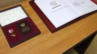 Капитан Руслан Нальгиев удостоен звания Героя России
