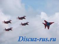 100 лет ВВС России в Жуковском